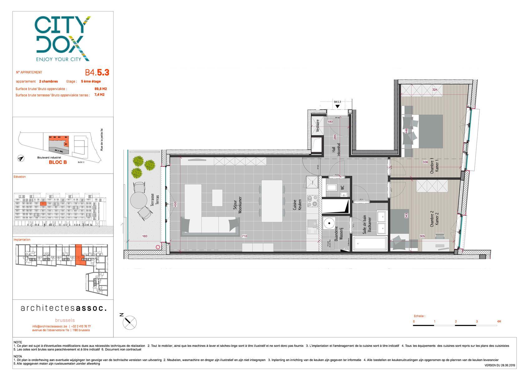 CITY DOX Appartementen Te Koop